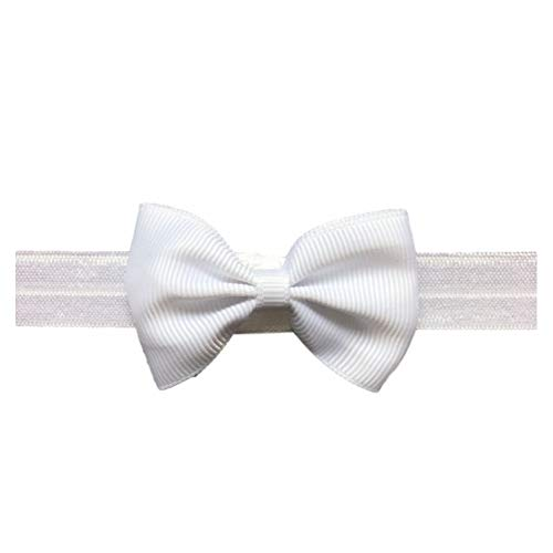 TOUSHI Haar Zubehör Mädchen Stirnband Süße Blume Mini Satinband Bogen Neugeborenen Haarband...
