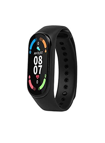 Fitnessarmband mit magnetischem Ladekabel, multifunktionaler Fitness-Tracker 12+ Smartwatch für Damen und Herren, Armband, Pulsmesser, wasserdichte Uhr