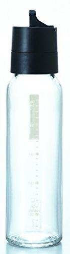 HARIO (ハリオ)ワンタッチドレッシングボトル240mlブラックODB-240-B