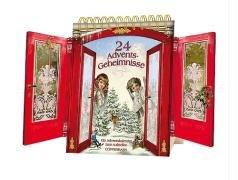 24 Advents-Geheimnisse: Tisch-Adventskalender