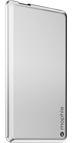 mophie Powerstation 2X for Smartphones and Tablets (4,000 mAh) - Aluminum