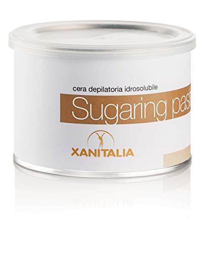 Xanitalia Pro Sugaring Paste Alta Densità Cera Depilatoria Idrosolubile - 500 Ml