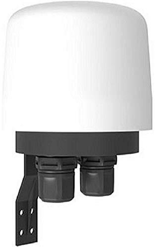 Interruptor Fotoelectrico Dia Y Noche, Interruptor Crepuscular Interruptor de iluminación del sensor de la fotocélula de la luz del interruptor de la luz del interruptor IP66 Atmoss Acled-083