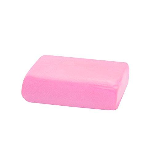 DeColorDulce Fondant Rosa Bebe - 5 Paquetes de 250 gr - Total: 1250 gr