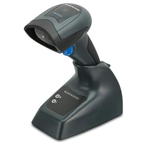 Datalogic ADC QBT2430-BK-BTK1 QuickScan QBT2430, Bluetooth, Kit, USB, 2D Scanner, schwarz (Kit inkl. Scanner, Basis/Ladestation & USB-Kabel.) QBT2430 2D USB KIT BT BLK