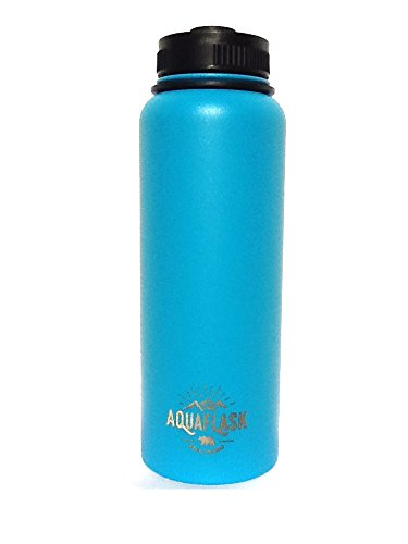 AQUAFLASK Mega Thermo de 1,2 Litros – Botella Termo de acero ...