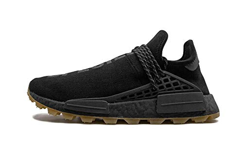 adidas Herren PW HU NMD PRD Sneaker Schwarz, 42