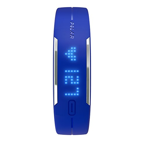 POLAR Activity Tracker Loop, Blau (Misty Blue), 90054600