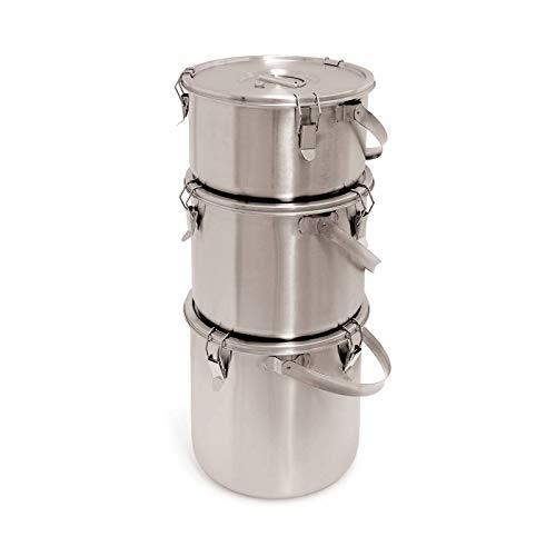 Rosenthal Sambonet Storage & Transport Edelstahl Rostfrei Thermobehälter 20 L