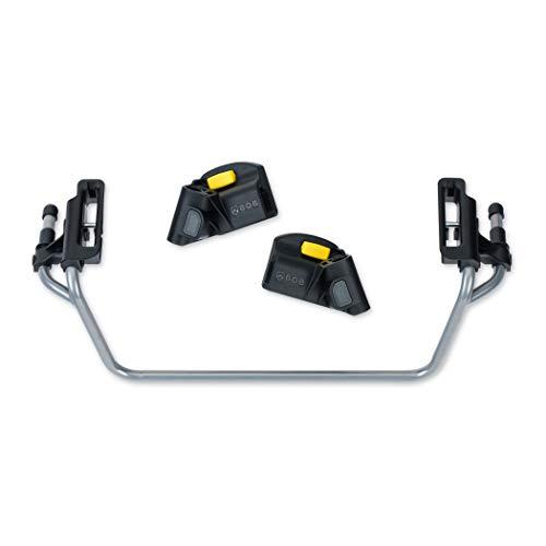BOB Gear Single Jogging Stroller Adapter for Britax Infant Car Seats, Gray