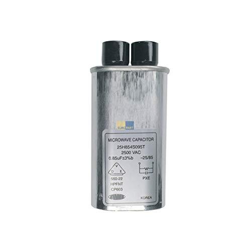 DL-pro Kondensator 1,20µF 2100VAC Universal für Mikrowelle