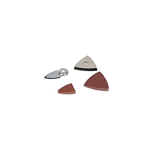 Silverline 893428 Schleifzubehör für Multifunktionswerkzeuge, 14-tlg.