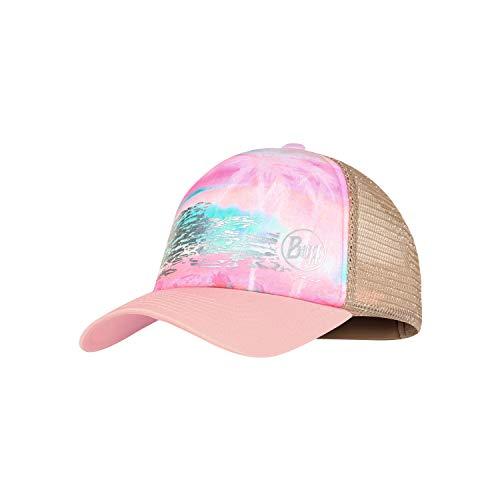 Buff Trucker Cap Kinder Zina Pink Einheitsgröße