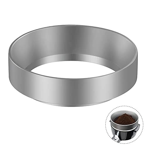Portafilter Dosing Funnel Coffee Powder Dosing Ring Brewing Bowl Espresso Barista Machine