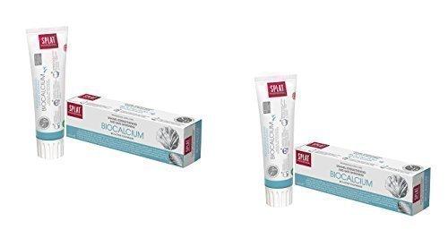 Zahnpasta Splat Professional remineralisierend Biokalzium Bio-Aktiv 2 Stück Packung