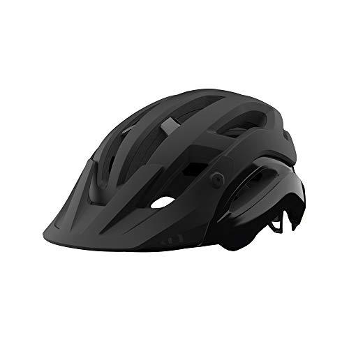 Giro Manifest Spherical Adult Mountain Bike Helmet - Matte Black (2021), Large (59–63 cm)