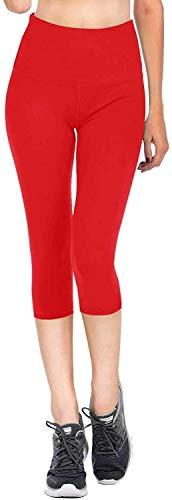 KTYXGKL Longitud Completa y Capri Leggings Yoga Cintura |Sólido Cepillado Ropa Interior térmica (Color : 20, Size : Small)