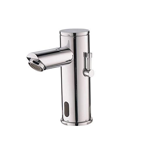 Ramon Soler 8115B Grifo Monomando para Lavabo Electrónico de Agua Fría y...