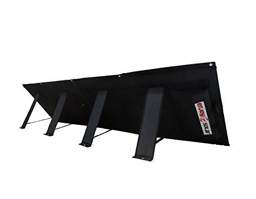 enjoysolar® faltbare Solartasche 200W Monokristallin Panel mit MPPT Laderegler Tracer3906BP und Ständer