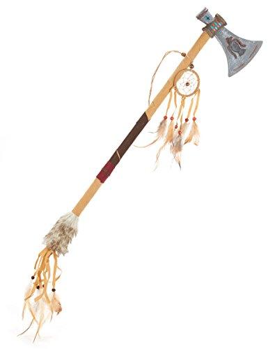 Generique - Indianer-Tomahawk 60 cm