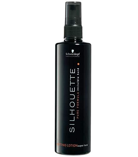 Schwarzkopf Silhouette Setting Lotion super hold, 200 ml, 1er Pack, (1x 200 ml)