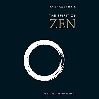 The Spirit of Zen audiobook cover art