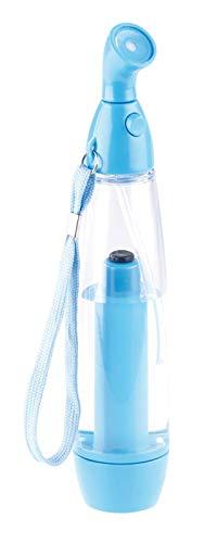PEARL Wassersprüher: Pumpdruck-Wasser-Zerstäuber zur Abkühlung an warmen Tagen, 75 ml (Wasserzerstäuber Pumpe)