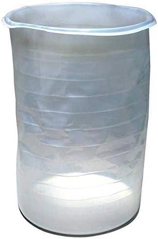 55 Deluxe gal Capacity 18 mil Genuine Drum in Liner Length GIS-6550-40 34
