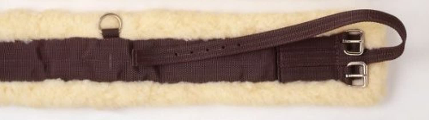 Australian Outrider Collection Supron Fleece Girth