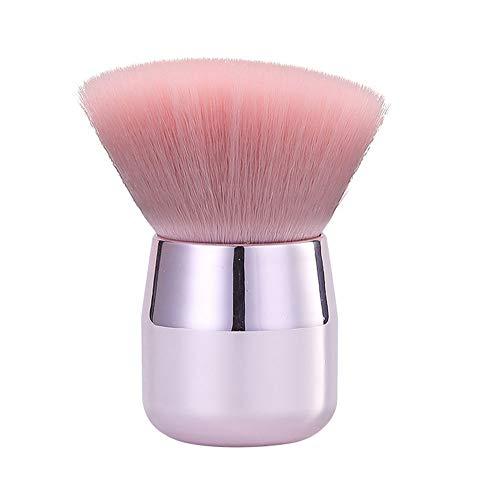 Rose Champignon Tête Maquillage Brosse Douce Flat Top Cosmétiques Teint Poudre Correcteurs Blending De Maquillage Outil Pinceau Maquillage