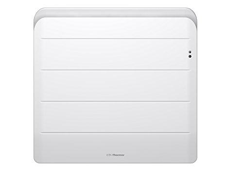 Radiador ecuador 3 1000 W, horizontal, color blanco