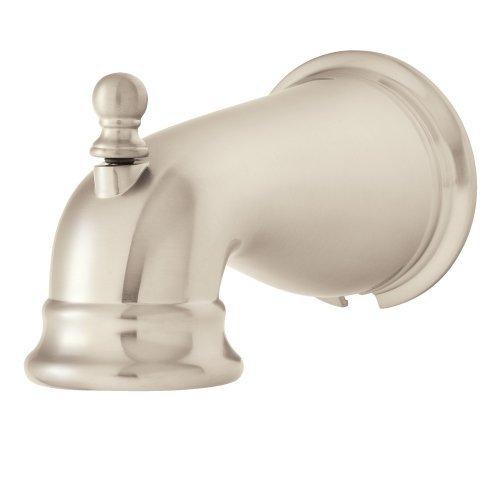 Speakman S-1560-BN Alexandria Bathtub Diverter Tub Spout, Brushed Nickel by Speakman