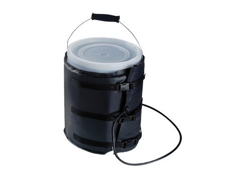 Why Choose 5 Gallon Bucket Heater or Pail Heater with Rapid-Ramp Heat Technology