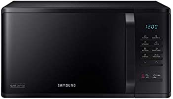 Samsung MS23K3513AK, combi-magnetron met grill, 23 liter, 800 W, grill 1150 W, zwart