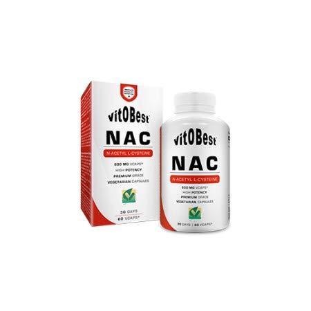 VITOBEST NAC N-Acetilciste (60 CAPS)