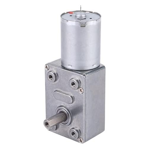 Stärkere Tragfähigkeit, Motorgetriebe mit hohem Drehmoment Große Torsionskugel-Präzisionsgetriebe DC 6V für elektronische Schlösser zum Auswuchten von Autos für Angelausrüstung(5)