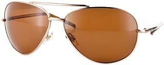 Carve Gold-Bronze Top Dog Polarized Sunglasses