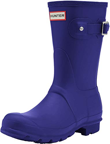 Hunter Damen Original Short Winter Schnee Wasserdicht Gummi Stiefel EU 36-43