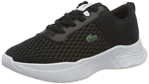 Lacoste Court-Drive 0120 1 SUC Sneaker, Schwarz Blk Wht, 30 EU