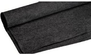 Absolute C10BK 10-Feet Long/4-Feet Wide Black Carpet for Speaker Sub Box Carpet rv Truck Car Trunk Liner