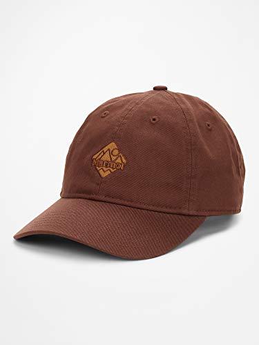 Marmot Erwachsene Aulin Cap Baseballcap, Kappe Mit Uv-Schutz, Verstellbar, Für Outdoor, Sport Und Reisen, Pinecone, S