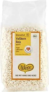 Werz Bio Reis gepufft glf 2 x 125 gr