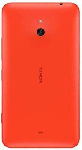 Technify Battery Back Door Glass Panel Cover for Nokia Lumia 1320 Red