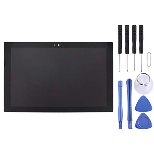 CHENNAN Cell Phone Accessories LCD Display + Touch Panel for Sony Xperia Z4 Tablet / SGP771(Black) Cell Phone LCD Screen Replacement Parts (Color : Black)