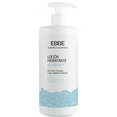 EBBE Lotion Hydratante 750 ml