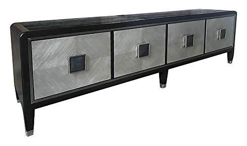 TV console in Black