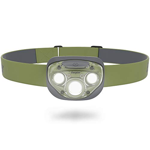 Energizer Amazon Vision HD+ 260 Head Torch, Headlight (Batteries Included)
