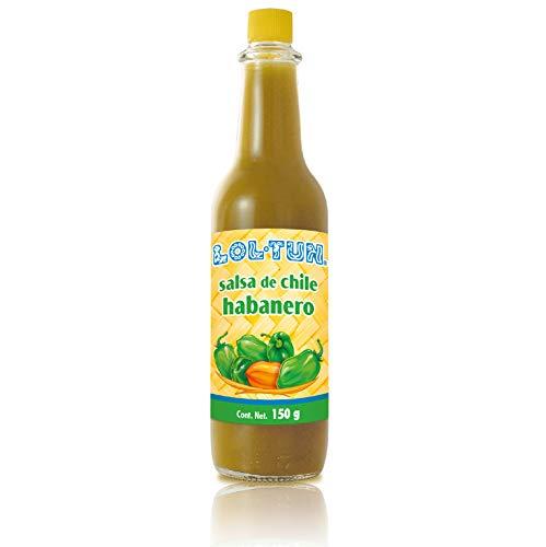Lol-Tun Salsa Habanero Verde 150g, grüne Habanero Sauce