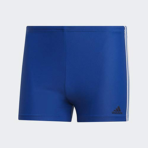 adidas Fit BX 3s, Costume da Nuoto Uomo, Collegiate Royal/White, 6