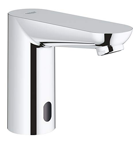 GROHE Euroeco CE | Spezialarmaturen - Infrarot-Elektronik für Waschtisch, DN 15 ohne Mischung | chrom | 36271000